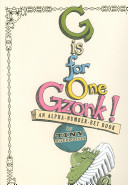 Pdf G Is for One Gzonk!