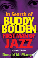 In Search Of Buddy Bolden