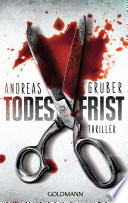 Todesfrist  : Maarten S. Sneijder und Sabine Nemez 1 - Thriller