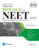 Objective Biology For Neet 2020 Vol I