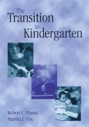 The Transition to Kindergarten