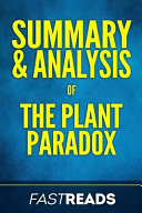 Summary & Analysis of the Plant Paradox