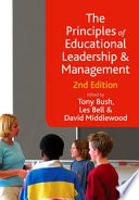 The Principles of Educational Leadership & Management