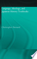 Language Ideology And Japanese History Textbooks Book PDF