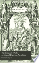 The Complete Works of Michael Drayton  Polyolbion