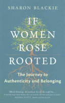 If Women Rose Rooted banner backdrop