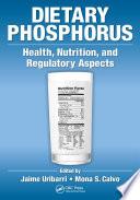 Dietary Phosphorus Book