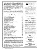 Presbyterian Survey