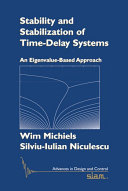 Stability and Stabilization of Time-Delay Systems