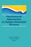 Psychosocial Approaches to Deeply Disturbed Persons Pdf/ePub eBook