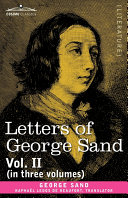 Pdf Letters of George Sand Telecharger