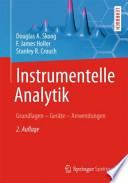 Instrumentelle Analytik  : Grundlagen - Geräte - Anwendungen