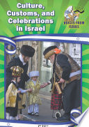 Culture  Customs  and Celebrations in Israel