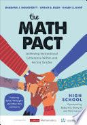 The Math Pact  High School