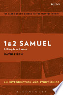 1 2 Samuel An Introduction And Study Guide