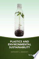 Plastics And Environmental Sustainability Book PDF