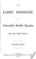 The Ladies  Repository Book