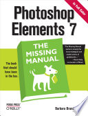 Photoshop Elements 7 The Missing Manual