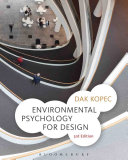 Environmental Psychology for Design Book
