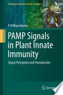 Pamp Signals In Plant Innate Immunity Book PDF