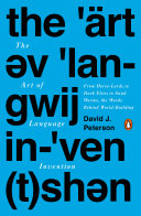 Pdf The Art of Language Invention Telecharger