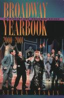 Broadway Yearbook 2000 2001