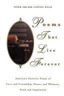 Poems that Live Forever Book