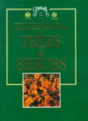 The Hillier Manual of Trees   Shrubs