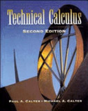 Technical Calculus [Pdf/ePub] eBook