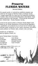 Preserve Florida Waters