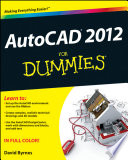 Read Online AutoCAD 2012 For Dummies For Free
