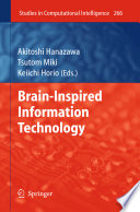 Brain Inspired Information Technology Book PDF