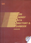 Teri Energy Data Directory And Yearbook Teddy 2005 06