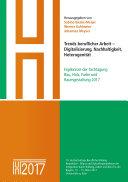 Trends beruflicher Arbeit – Digitalisierung, Nachhaltigkeit, Heterogenität
