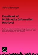 Handbook of Multimedia Information Retrieval