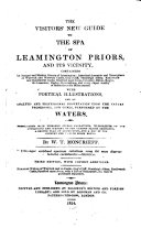 Pdf The Visitors' New Guide to the Spa of Leamington Priors, and Its Vicinity ...