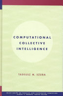 Computational Collective Intelligence Book