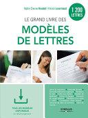 Pdf Le grand livre des modèles de lettres Telecharger