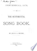 The Sentimental Song Book