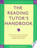 The Reading Tutor's Handbook