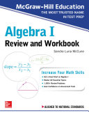 McGraw-Hill Education Algebra I Review and Workbook Pdf/ePub eBook