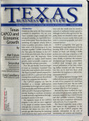 Texas Business Review