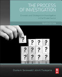 The Process of Investigation Book