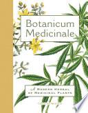 Botanicum Medicinale Book