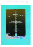Ascension et hypostases initiatiques de l'âme ebook
