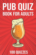 Pub Quiz Book for Adults