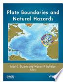 Plate Boundaries And Natural Hazards Book PDF
