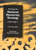 Teaching the national numeracy strategy at key stage 3
