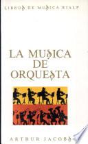 La música de orquesta