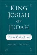 King Josiah of Judah [Pdf/ePub] eBook